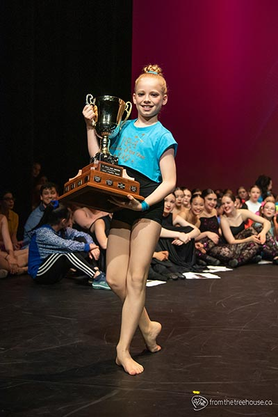 Aislynn Loptson BCADC Performer of the Year